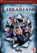 The Librarians - The Complete Second Season