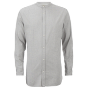 Selected Homme Men's Two Paiden Long Sleeve Shirt - Moonless Night