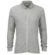 Selected Homme Men's Theo Sweatshirt - Light Grey Melange