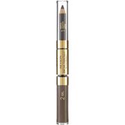 Купить Revlon Fantasy Brow Pencil and Gel (Various Shades) - Dark Brown