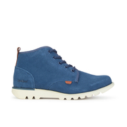 Kickers Mens Kick Hisuma Boots  Blue  UK 6.5