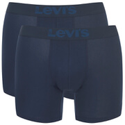 Levi's Men's 200SF 2-Pack Boxers - Navy