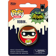 DC Comics Batman Classic 1966 Robin Pop! Pin Badge