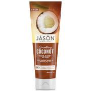 Купить Увлажняющий лосьон для кожи рук и тела с кокосом JASONSmoothing Coconut Hand & Body Lotion227г