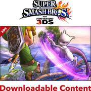 Super Smash Bros. for Nintendo 3DS - Mewtwo DLC