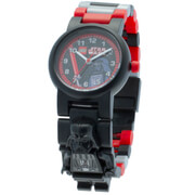 LEGO Star Wars Darth Vader Mini Figuren Armbanduhr
