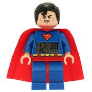 Minifigura de Superman con Reloj Despertador - LEGO DC Comics Super Heroes