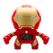 Image of BulbBotz Marvel Iron Man Clock