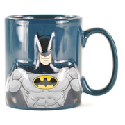 Image of DC Comics Embossed Batman Mug