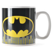 DC Comics Batman Heat Changing Mug