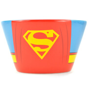 DC Comics Superman Costume Bowl