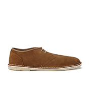 Clarks Originals Men's Jink Suede Shoes - Cola