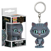 Porte-Clef Pocket Pop! Chat du Cheshire - Alice de l'Autre Côté du Miroir