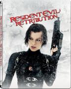 Resident Evil: Retribution 3D (+ Version 2D) - Steelbook Exclusif Édition Limité pour Zavvi (Limité à 2000)