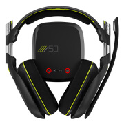 Image of ASTRO A50 Wireless Headset Bundle - Black (Xbox One/PC)