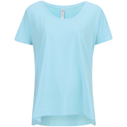 Under Armour Women's Studio Oversized Short Sleeve T-Shirt - Blue