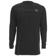 4Bidden Men's Banton Long Sleeve Turtle Neck Top - Black