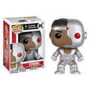 DC Comics Justice League Cyborg Funko Pop! Figuur