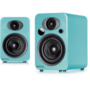 Steljes Audio NS3  Bluetooth Duo Speakers  - Lagoon Blue