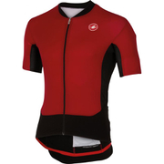 Castelli RS Superleggera Short Sleeve Jersey - Red