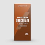 Протеиновый шоколад - 70g - Темный шоколад фото