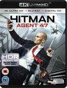 Hitman Agent 47  4K Ultra HD