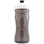 Fabric Cageless Water Bottle (600ml) - Black/White