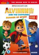 Alvin & The Chipmunks Summer Of Sport  Season 1