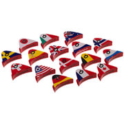 Prologo World Flag Clip  Japan