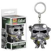 Fallout Power Armor Pocket Pop! Sleutelhanger