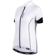 Santini Ora Women's Short Sleeve Jersey - White
