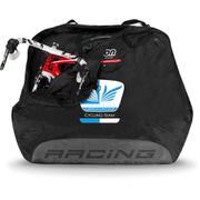 Scicon Travel Plus Racing Bag  Black  Team Fundacion Alberto Contador Edition