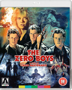 The Zero Boys  Dual Format (Includes DVD)