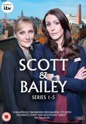 Scott & Bailey - Series 1-5