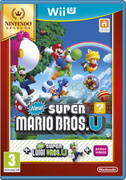 Nintendo Selects New Super Mario Bros. U et New Super Luigi U