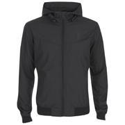 Threadbare Men's Lightweight Toggle Jacket - Black