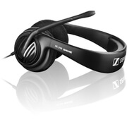 Sennheiser PC 310 On-Ear Gaming Headset with Noise Cancelling Mic - Black
