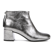 McQ Alexander McQueen Womens Pembury Boot  Light Gunmetal  UK 3EUR 36