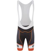 Alé Formula 1.0 Logo Bib Shorts - Black/Orange