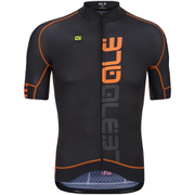 Alé PRR 2.0 Nominal Jersey - Black/Orange