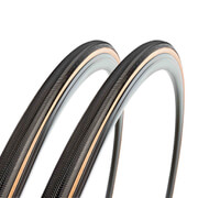 Vittoria Rally Tubular Road Tyre Twin Pack  Black  700c x 23mm