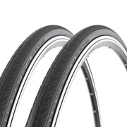 Vittoria Rubino Pro Clincher Road Tyre Twin Pack