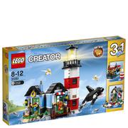 LEGO Creator: Leuchtturm-Insel (31051)