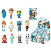 Disney Series 5 Figural 3D Foam Key Chain