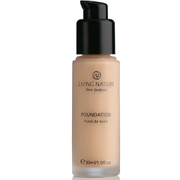 Living Nature Pure Foundation 30ml  Sand