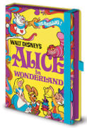 Disney - Alice in Wonderland Notebook