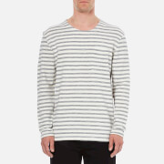 Selected Homme Men's Morris Long Sleeve Top - Total Eclipse