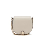 Karl Lagerfeld Women's K/Chain Small Shoulder Bag - Cream