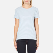 A.P.C. Women's Helen T-Shirt - Blue