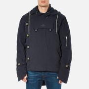 Vivienne Westwood Anglomania Men's Military Parka Jacket - Dark Blue - L
